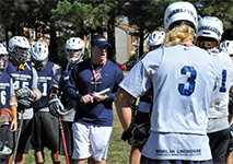 Prospect Day at Marlin Lacrosse Camps in Virginia