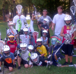 Virginia Lacrosse Camp Awards - Session 1