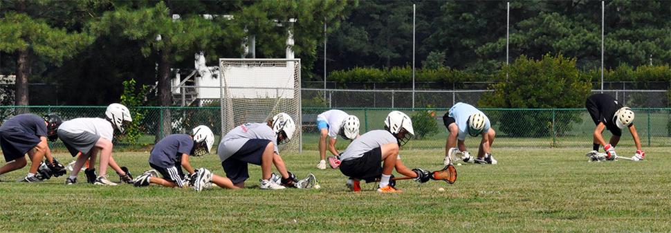 Summer Lacrosse Camps and Training