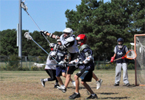 Summer Lacrosse at Marlin Lacrosse Camps in Norfolk, Virginia