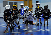 Winter Indoor Lacrosse at Marlin Lacrosse Camps in Virginia